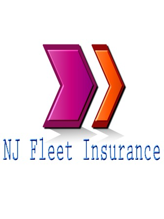 Fleet Insurance Logo. Insurance for truck, buses or mixed vehicle type of fleets.